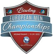 EMC2022 – European Men Championships 2022, Tali, Finland Logo